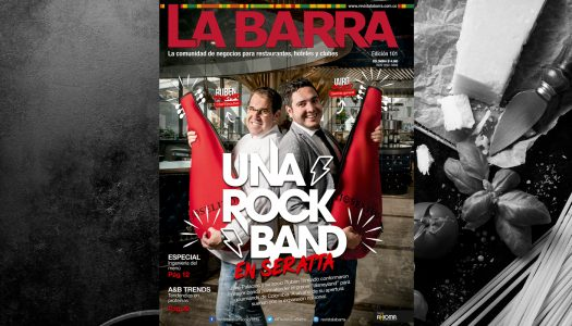 ED 101: Una rock band en seratta