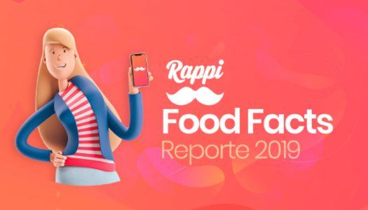 Rappi: Food Facts 2019